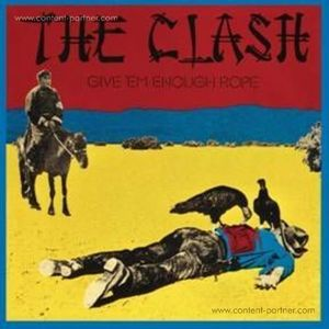 The Clash - Give 'Em Enough Rope (LP) (Columbia)
