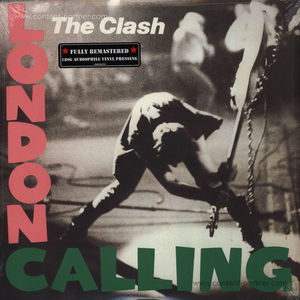 The Clash - London Calling (2LP 180g Vinyl Legacy) (Music on Vinyl)