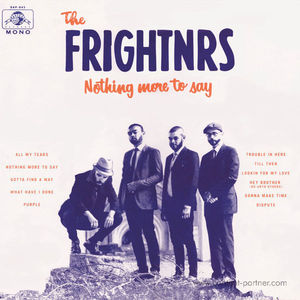 The Frightnrs - Nothing More To Say (LP+MP3) (Daptone Records)