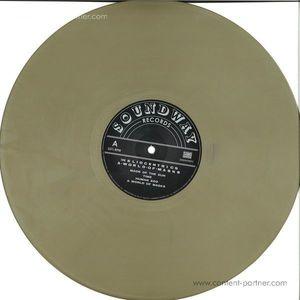 The Heliocentrics - A World Of Masks (Ltd. Golden Vinyl/Gate (Soundway)