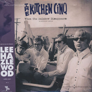 The Kitchen Cinq - When The Rainbow Dissapears (65-68 Anth) (light in the attic)