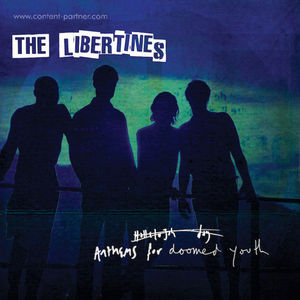 The Libertines - Anthems For Doomed Youth (LP) (EMI)