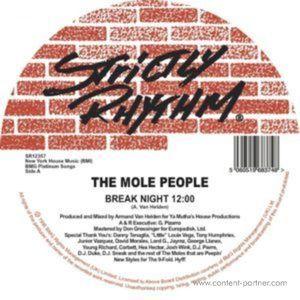 The Mole People - Break Night / Ocean (strictly rhythm)