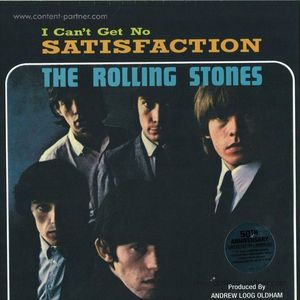 The Rolling Stones - I Can't Get No - Satisfaction