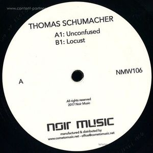 Thomas Schumacher - Natural Rhythm 2 & 3 (2x12'') (Noir Music)