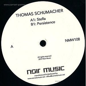 Thomas Schumacher - Natural Rhythm 2 & 3 (2x12'')