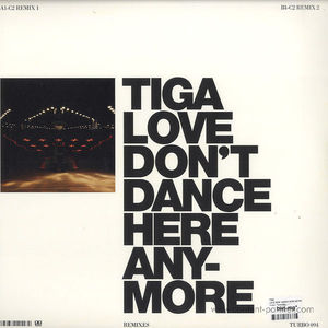 Tiga (Carl Craig rmx) - love don't dance here anymore REPRESS