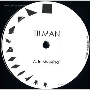 Tilman - In My Mind EP (faces records)