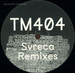 Tm404 - Svreca Remixes (kontra musik)