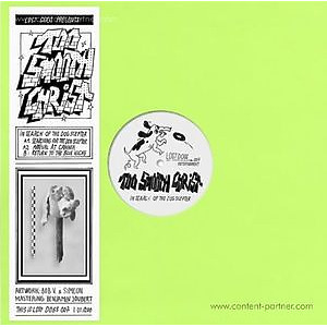 Too Smooth Christ - In Search Of The Lost Dog Scepter (Lost Dogs Enertainment)