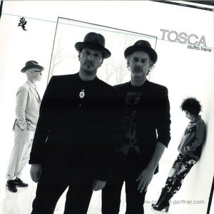 Tosca - Outta Here (2LP) (!K7)