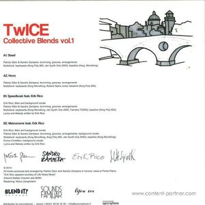 TwICE - Collective Blends Vol. 1