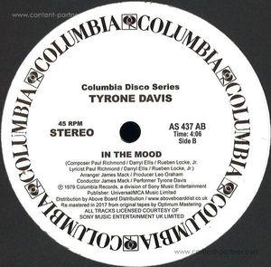 Tyrone Davis - Get On Up (disco) (Columbia)