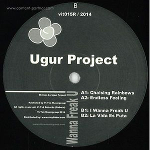 Ugur Project - I Wanna Freak U