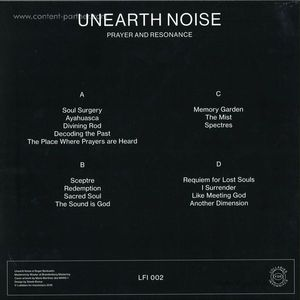 Unearth Noise - Prayer And Resonance