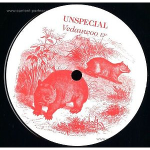 Unspecial - Veauwoo EP (Resopal)