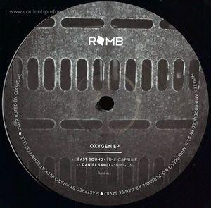 VA - Oxygen EP (romb)
