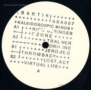 V/A (Traumer, Nick Beringer, Jerome .c,  - Kaleidoscopic Minds (ABartik)