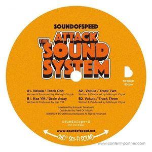 Va (vakula, Kez Ym) - Sound Of Speed Attack The Soundsystem (sound of speed)