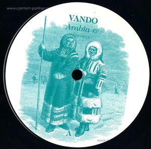 Vando - Arabia EP (Resopal)
