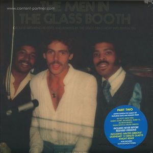 Various - Part B - The Men In The Glass Booth - Disco Eras  (BBE)