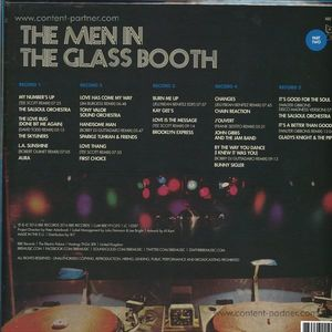 Various - Part B - The Men In The Glass Booth - Disco Eras