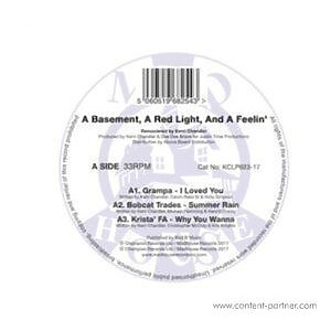 Various Artists - A Basement, A Red Light, And A Feelin (Madhouse Records)
