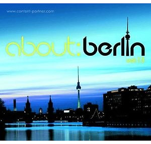 Various Artists - About Berlin, Vol. 13 (4LP) (PolyStar)