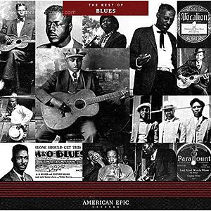 Various Artists - American Epic: The Best Of Blues (Third Man Records)