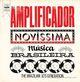 Various Artists Amplificador-Novissima musica Brasileira