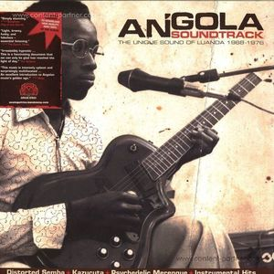 Various Artists - Angola Soundtrack (2LP) (ANALOG AFRICA)