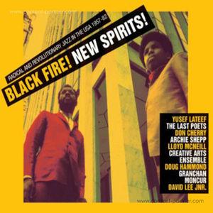 Various Artists - Black Fire! New Spirits! (Soul Jazz Records)