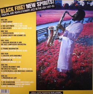 Various Artists - Black Fire! New Spirits!