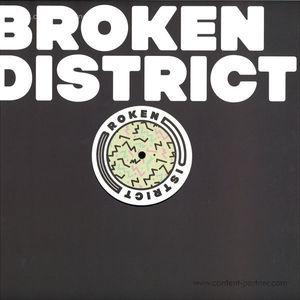 Various Artists - Broken District 01