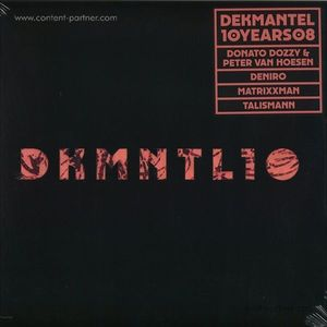 Various Artists - Dekmantel 10 Years 08 (dekmantel)