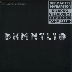Various Artists - Dekmantel 10 Years 10.1 (Dekmantel Records)