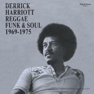 Various Artists - Derrick Harriott Reggae, Funk & Soul 196 (Dub Store Records)
