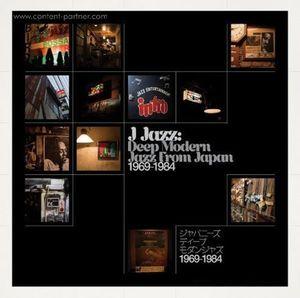 Various Artists - J-jazz Deep Modern Jazz From Japan 1969- (BBE)