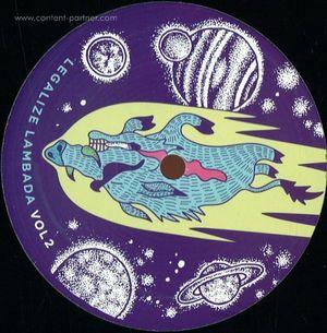 Various Artists - Legalize Lambada Vol. 2 (Legalize Lambada)