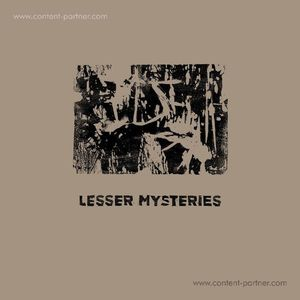 Various Artists - Lesser Mysteries (Brokntoys)