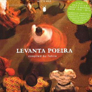 Various Artists - Levanta Poeira (Compiled by Tahira) (Jazz & Milk)