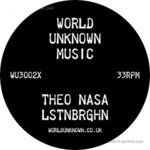 Various Artists - Lstnbrghn/sunward (World Unknown)