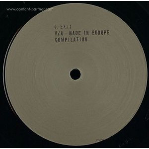 Various Artists - Made in Europe (The Final Experiment)