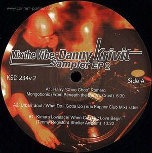 Various Artists - Mix The Vibe: Danny Krivit Sampler Ep 2 (King Street Sounds)