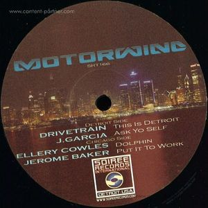 Various Artists - Motorwind (soiree records international)