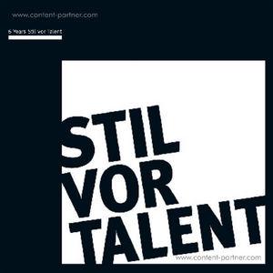 Various Artists - O. Koletzki Pres 6 years Stil vor Talent (stil vor talent)