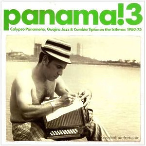 Various Artists - Panama!3 (2LP repress) (Soundway)