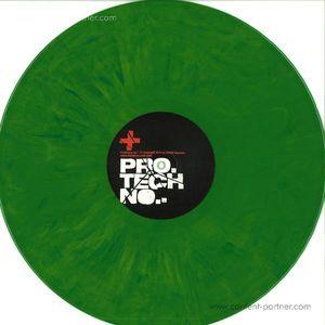Various Artists - Pro Techno 001 (flatlife)