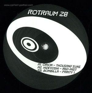 Various Artists - Rotraum 28 (rotraum music)