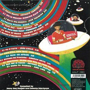 Various Artists - Space Echo (2LP Gatefold)
